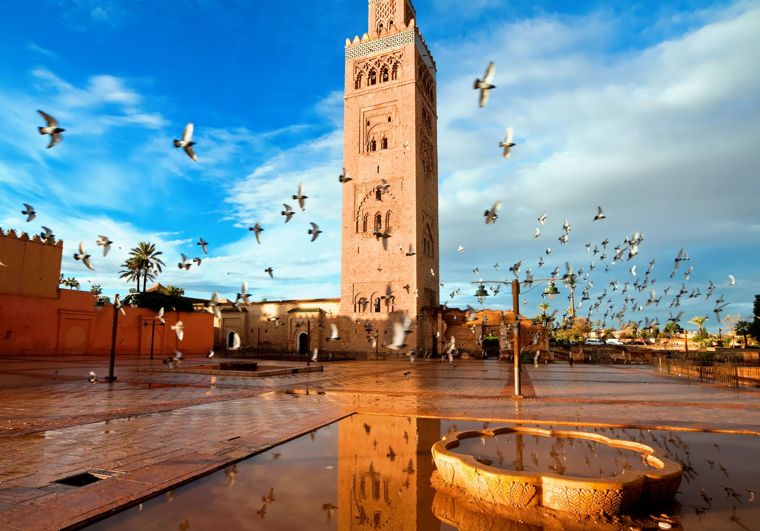 Casablanca Marrakech Avril 2019
